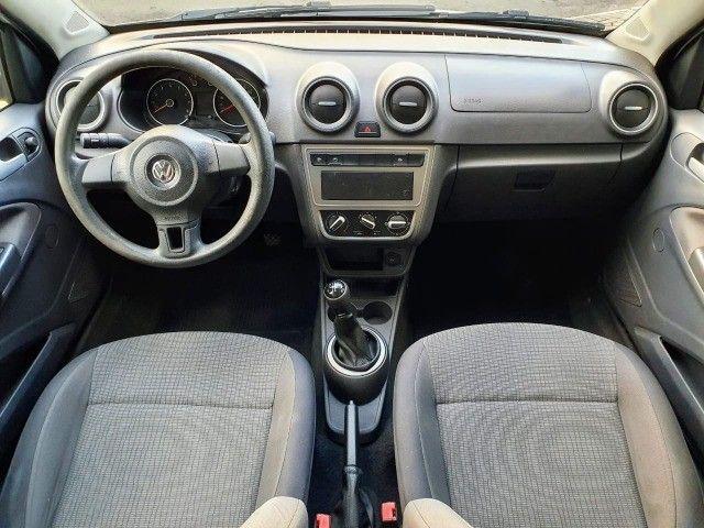 VW Voyage G6 Trend 1.0 Flex 2014 - Foto 7