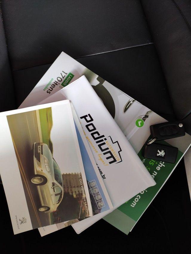 PEUGEOT 408 Sedan Griffe 2.0 Flex 16V 4p Aut. - Foto 10