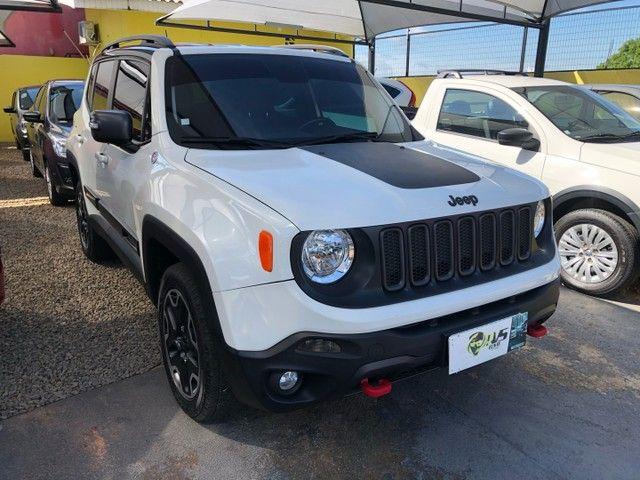 Jeep Renegade Trailhawk 2.0 Turbo Diesel 4x4 2015/16