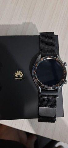 Smartwatch huawei gt  46mm com GPS