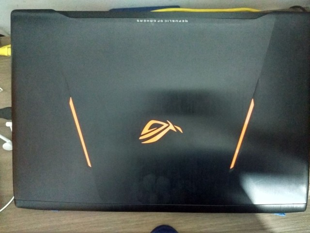Notebook Gamer Asus GTX1060 6GB 17polegadas - Foto 3