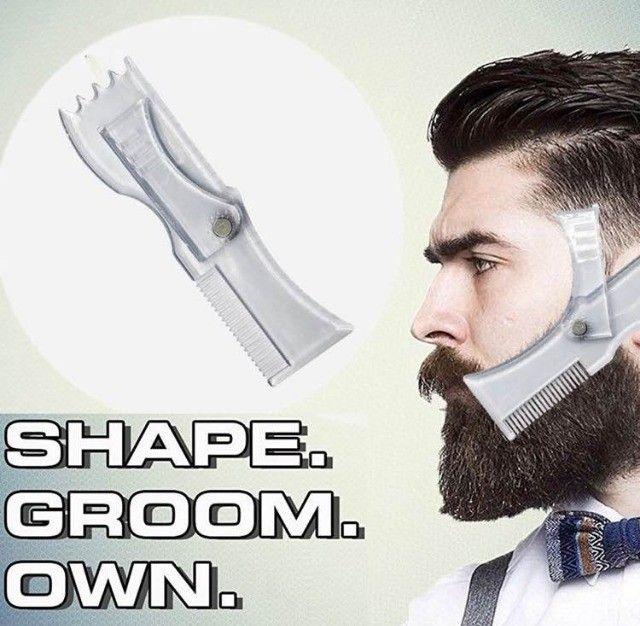 Modelador de barba 360 Regulável Ajustável - Foto 4