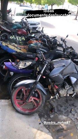 Sucata motos  - Foto 5