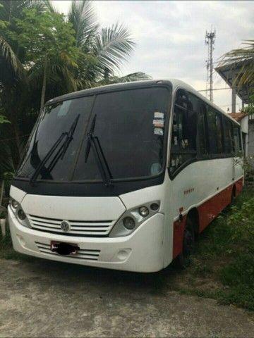 Micro-ônibus Comil Piá