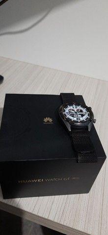 Smartwatch huawei gt  46mm com GPS - Foto 4