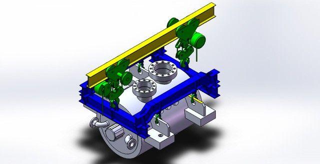 Projetista/Desenhista/Cadista/Mecânico e Estrutura Metálica. - Foto 6