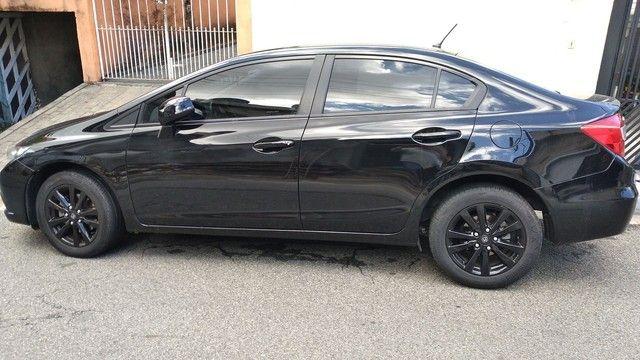 Honda Civic ano 2012 modelo 2013