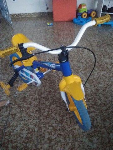 Bicicletinha aro 12