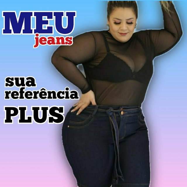 Moda Plus Size Feminina - Foto 5