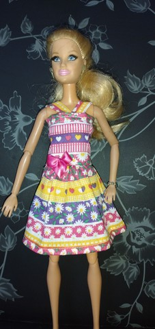 Roupa de barbie kit - Foto 5