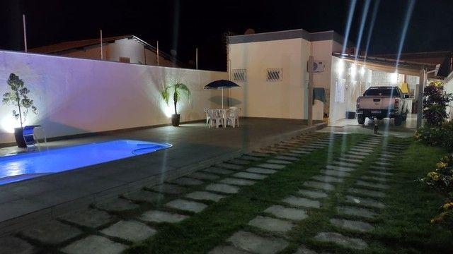 Casa mobiliada com piscina - Foto 2
