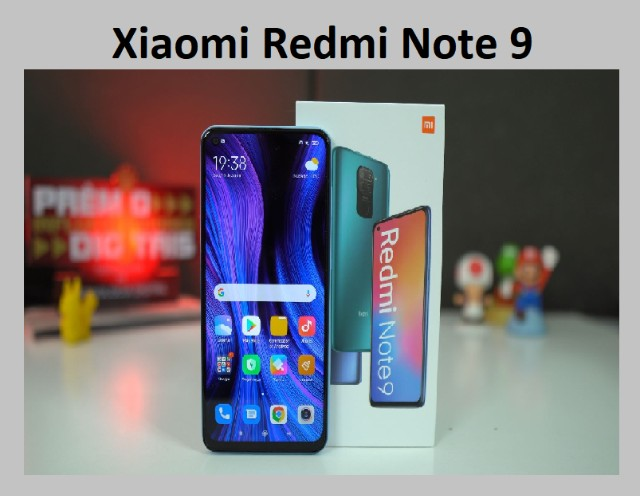 Xiaomi Redmi Note 9 128GB   Lacrado e com Garantia - Foto 4