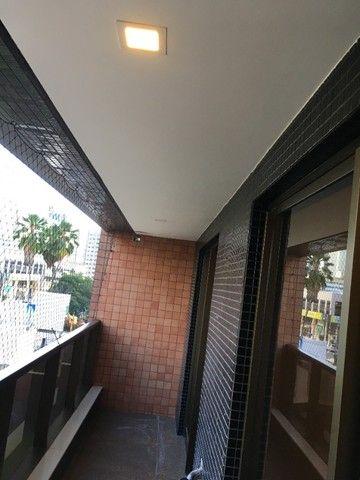 Alugo Magnífico Apartamento de Luxo- Um por Andar- 320m2- Ed. Casa Rosa- Aldeota - Foto 18