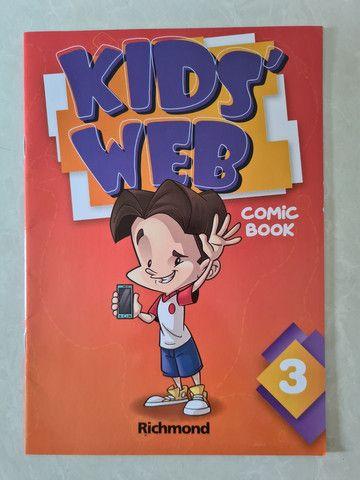 Livro Kids' Web 3 - Richmond - Foto 2