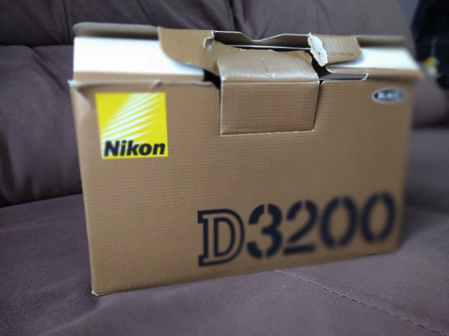 Câmera Nikon 3200 + Lente 55-200 - Foto 3