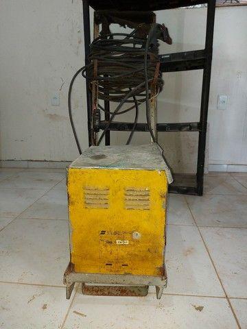 Máquina de solda Bantam 2000. - Foto 4