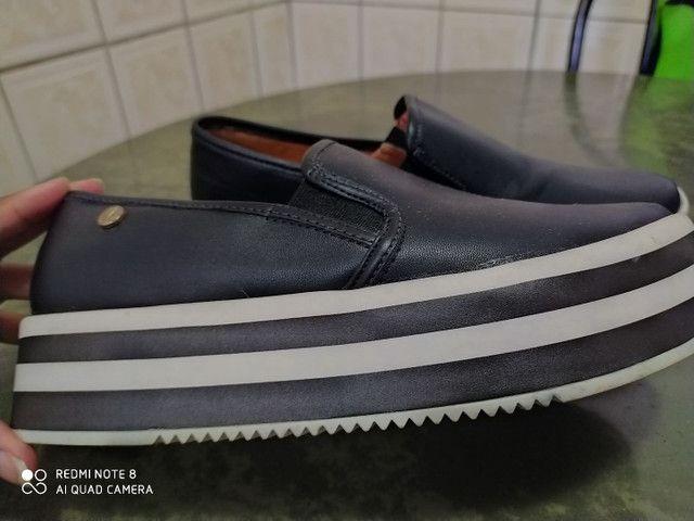 Sapato da Vizzano - 30 reais - Foto 4