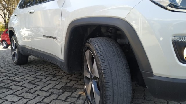 Jeep Compass 2.0 Longitude 2018 Diesel - Foto 8