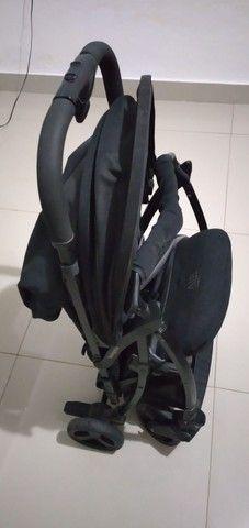 Carrinho de bebê Burigotto Black Air - Foto 3