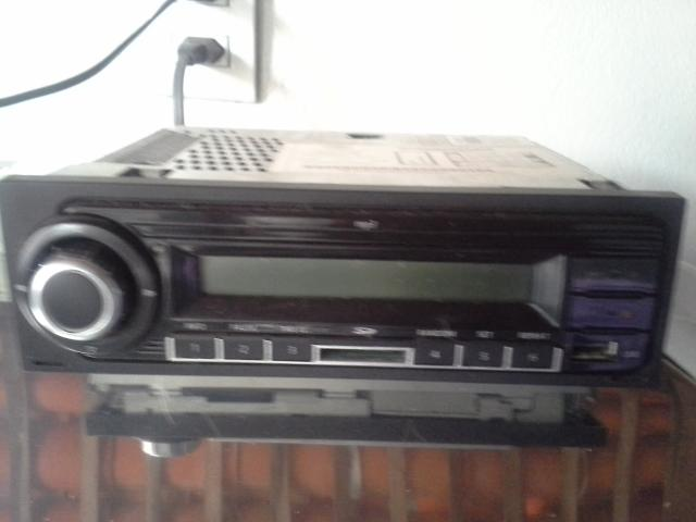 CD Player Wolksvagem