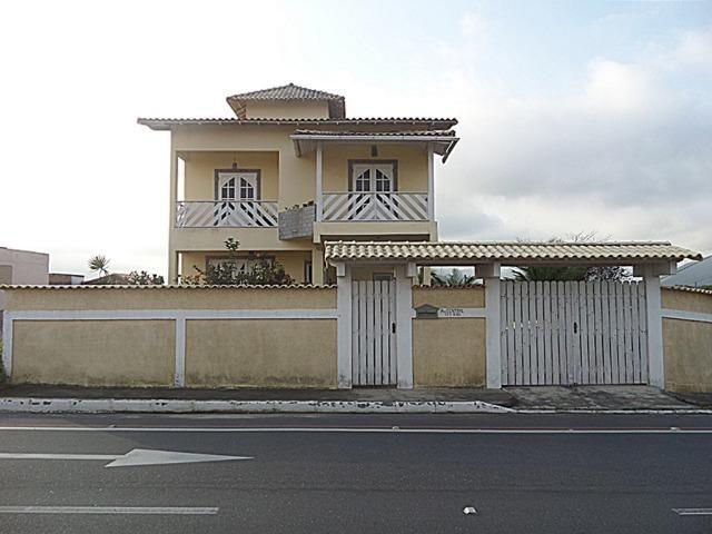 Abaixou! Elegante Casa C/3 Q. Sendo Uma Suíte, Piscina C/Área Gourmet Em Maricá - Foto 2
