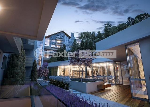 Apartamento à venda com 2 dormitórios em Vila suíça, Gramado cod:160555 - Foto 13