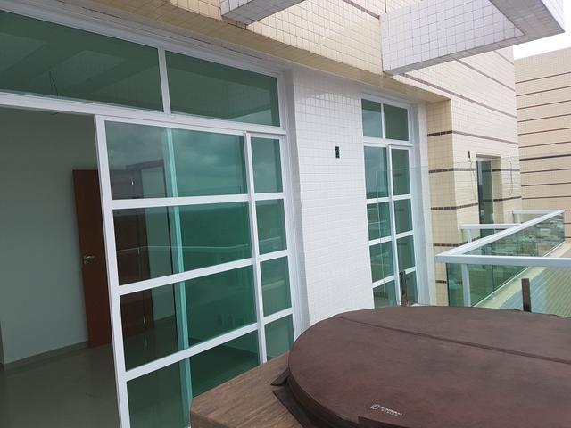Cobertura Duplex 3 Suítes 2 vagas no Marco - Foto 3