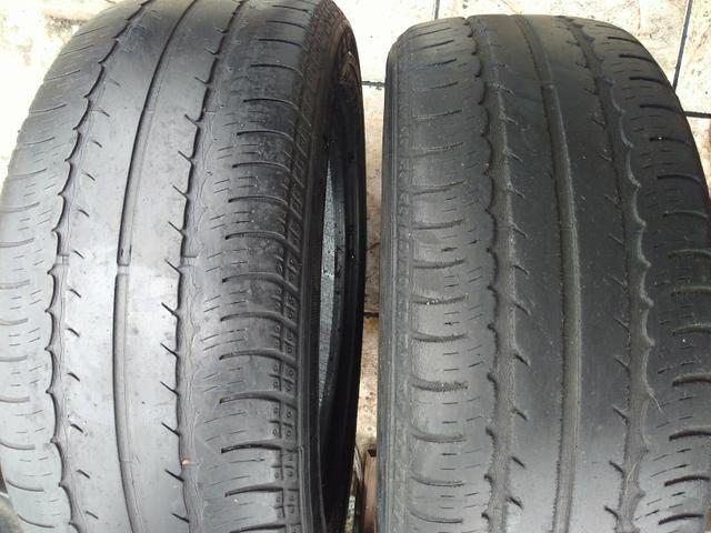 2 pneus 195 55 15