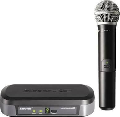 Microfone sem Fio Shure vend/troco