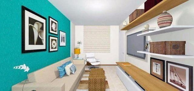 Casa de vila contendo 2 dorm - Sampaio - 380mil