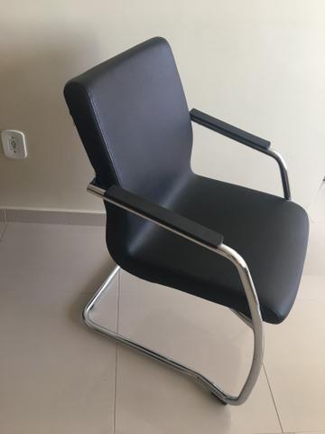Cadeiras de couro