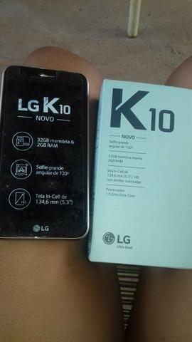 Celular LG k10 Novo 32 GB