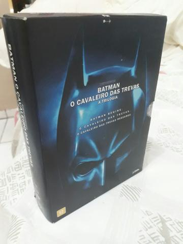 BOX Batman - Trilogia