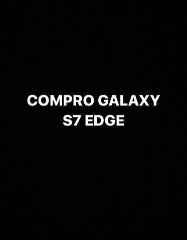 Compro Galaxy S7 EDGE