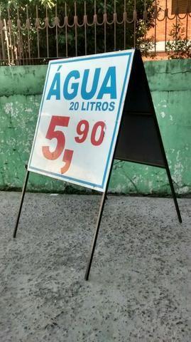 Placas Cavaletes Reforçadas / BARBADA 290,00