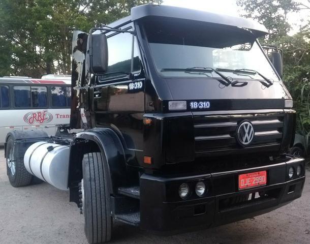 Caminhão Volkswagem worker Titan 18.310