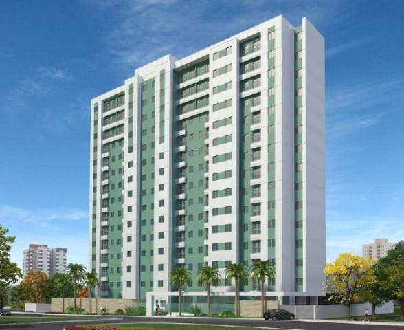 Golden Green ágio apartamento de 02 quartos com suíte e armários