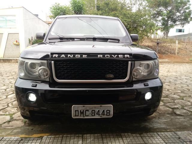 Range Rover Sport 4.2 V8 Supercharge *BLINDADA