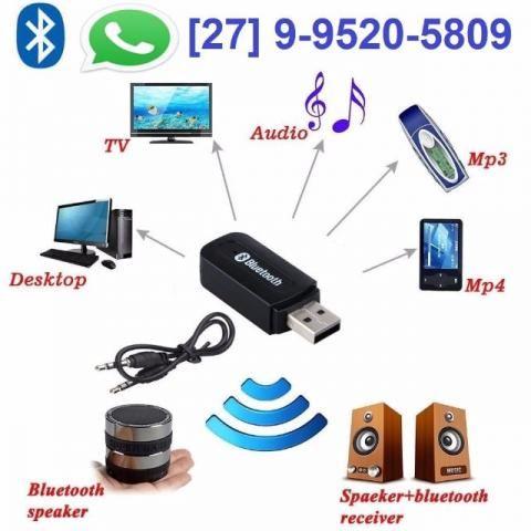 Receptor Bluetooth De Música Sem Fio usb