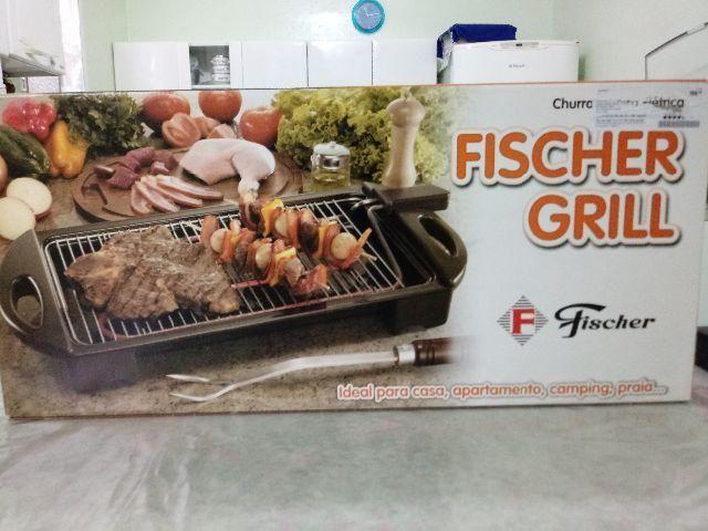 Churrasqueira Fischer Grill