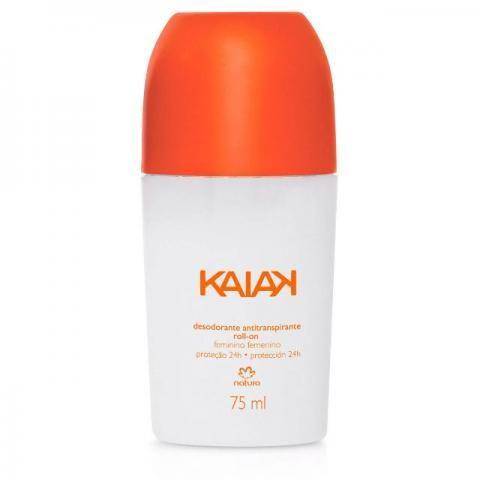 Desodorante Roll-On Kaiak Feminino - 75ml