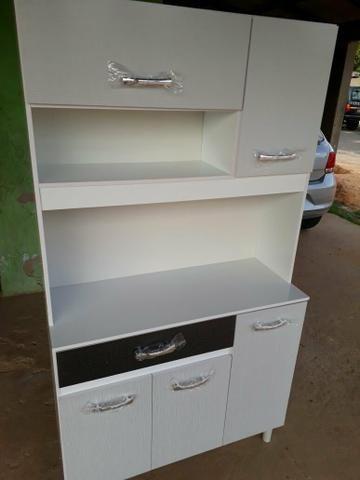 Armário de cozinha novo nunca usado faço entrega contato 991489165