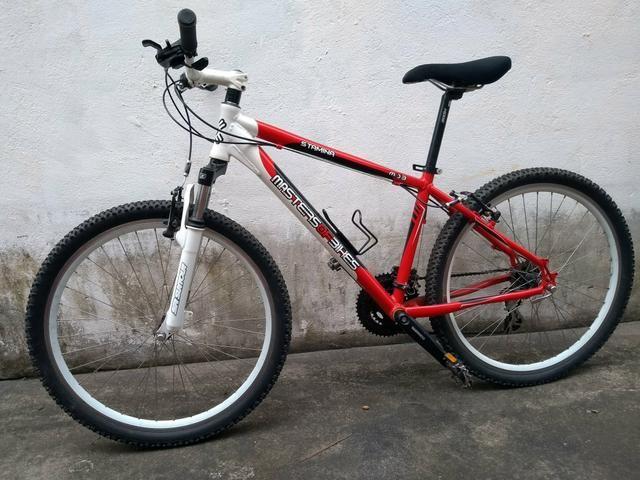 MTB bike p trilha e asfalto