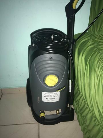 Lavadora de alta pressão profissional karcher