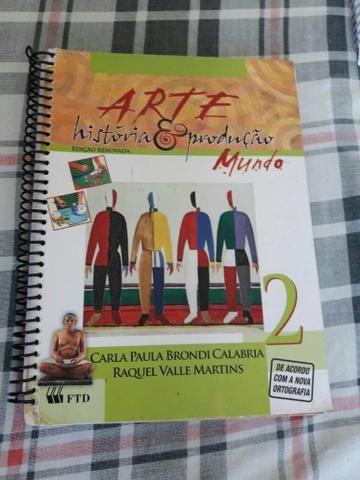 Livro de artes 7 ano