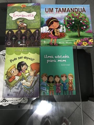 Livros Paradidáticos COLÉGIO PENHA GABRIEL