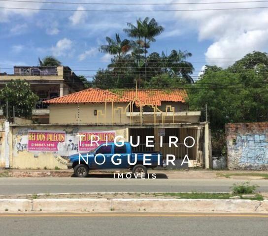 Vendo Casa no Monte Castelo - Av. Getúlio Vargas