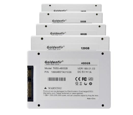 Vendo SSDs diversas capacidades: 120GB, 240GB, 360GB, até 1TB - Foto 2