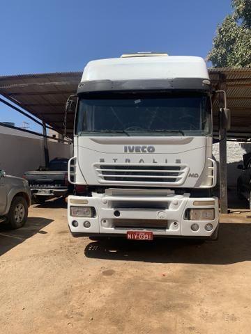 Iveco STRALIS caminhão 2007 carreta