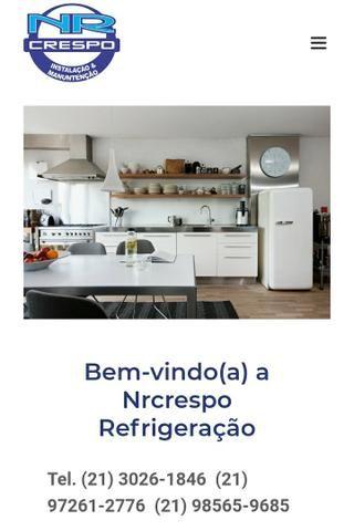 Refrigeração geladeira freezer bebedouro e reforma ar condicionado